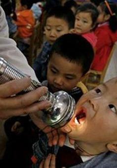 Trung Quốc: Ngộ độc tập thể tại trường mẫu giáo