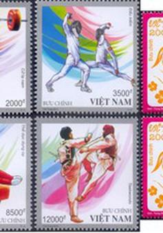 8 bộ tem bưu chính hết hạn cung ứng vào ngày 30/6
