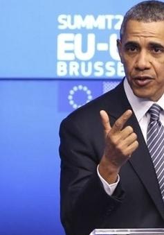 Mỹ cam kết hỗ trợ châu Âu về năng lượng