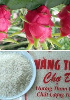 Nông sản của Long An được bảo hộ nhãn hiệu tại Mỹ
