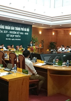 Hà Nội bầu bổ sung 3 Phó Chủ tịch UBND thành phố