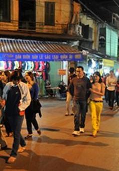 Hà Nội mở rộng không gian tuyến phố đi bộ