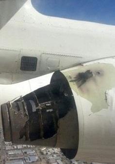 Máy bay Australia hạ cánh khẩn cấp xuống sân bay Perth vì động cơ cháy