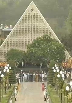 Trang trọng lễ dâng hương kỷ niệm 60 năm chiến thắng Điện Biên Phủ