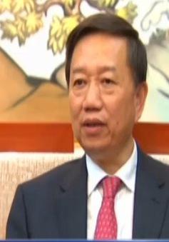 Trung tướng Tô Lâm: Triển khai lực lượng bảo đảm an toàn cho nhà đầu tư nước ngoài