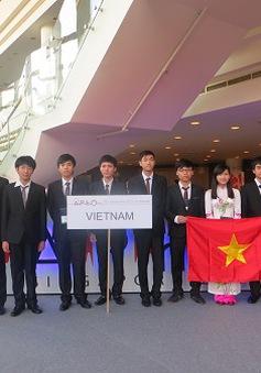 Việt Nam giành huy chương vàng Olympic Vật lý châu Á