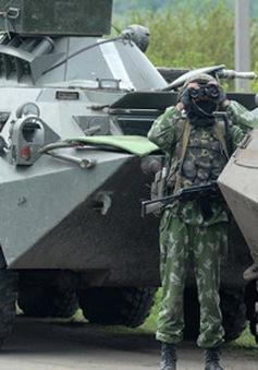 Quân đội Nga rút khỏi các khu vực gần Ukraine trước thời điểm 25/5