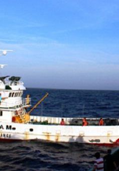 Tiếp tế lương thực, thực phẩm ở vùng biển Hoàng Sa