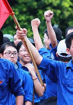 Hội Liên hiệp Sinh viên Việt Nam ra tuyên bố phản đối Trung Quốc