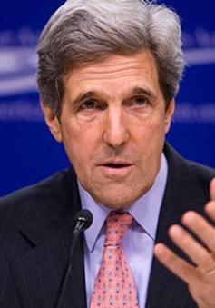 Ngoại trưởng Mỹ bảo vệ chính sách của Tổng thống Obama với Ukraine và Syria