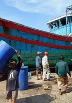 Mua lại tàu ĐNa 90152 làm chứng tích