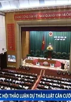 Quốc hội thảo luận dự thảo Luật Căn cước công dân