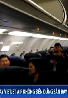 Thay vì đến Đà Lạt, máy bay Vietjet Air đưa hành khách đến Khánh Hòa