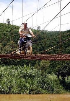 Rà soát nhu cầu xây dựng cầu treo ở các địa phương
