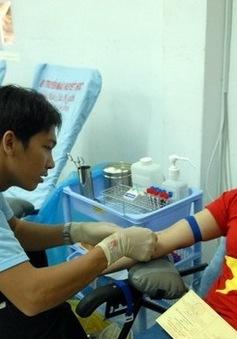 """""""Hành trình Đỏ"""" đã tiếp nhận 1.800 đơn vị máu"""