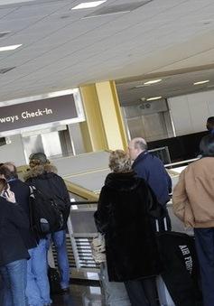 Anh thắt chặt an ninh hàng không theo Mỹ