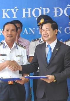 Tài trợ kính cường lực cho tàu Cảnh sát Biển Việt Nam