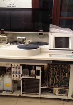 Sở Y tế Hà Nội lập tổ kiểm tra máy xét nghiệm sinh hóa tự động