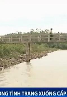 """Nghệ An: Hồ đập """"phập phồng"""" trước mùa mưa bão"""