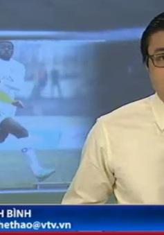 Bản tin Thể thao trưa ngày 31/07/2014
