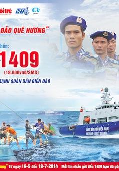 Hơn 20 tỷ đồng chung sức vì biển đảo quê hương