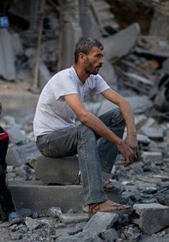 LHQ lo ngại về tình trạng nguy hiểm cho trẻ em Gaza