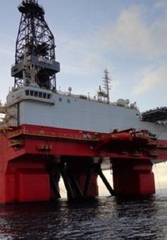 Nga khởi động giàn khoan khổng lồ tại Bắc Cực