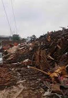 Lào Cai ủng hộ nhân dân Trung Quốc bị ảnh hưởng động đất