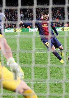 Messi ghi bàn nhiều hơn 16 CLB ở La Liga