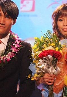 Quốc Anh giành Quả bóng Vàng Việt Nam 2012