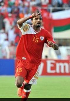 Hạ Iraq, Oman mơ về VCK World Cup 2014