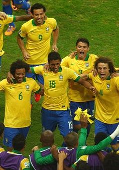 Chấm điểm Brazil 3-0 Nhật Bản: Xuất sắc Neymar!