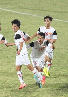 Ngược dòng ngoạn mục, U19 Việt Nam đặt vé vào bán kết