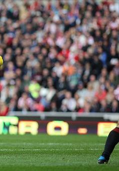 Sunderland 1-3 Arsenal: Ramsey mới là ngôi sao thứ thiệt