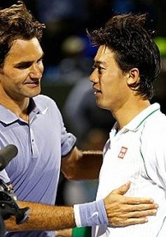 """Federer: """"Vào tới tứ kết Miami Masters đã là tốt rồi!"""""""