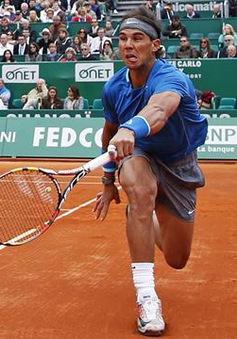 Monte Carlo 2014: Hôm nay (17/04), Nadal và Nole ra quân ở vòng 3