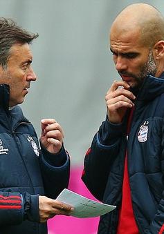 Pep Guardiola giữ kín đội hình trước trận tái đấu Real