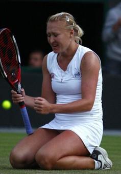 Tay vợt cựu số 1 nước Anh Elena Baltacha qua đời ở tuổi 30