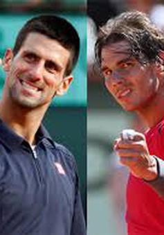 Chung kết Rome Masters: Rafa và Nole quyết đấu (21h, 18/5)