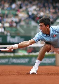 Roland Garros: Nole dễ dàng vượt qua vòng 1