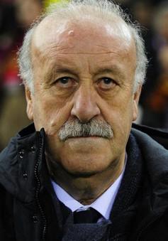 Sau trận gặp Boliva, HLV Del Bosque sẽ quyết định suất của Diego Costa