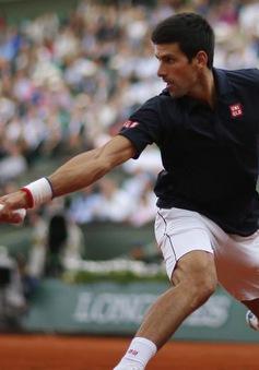 Roland Garros: Nole dè chừng hiện tượng Gulbis