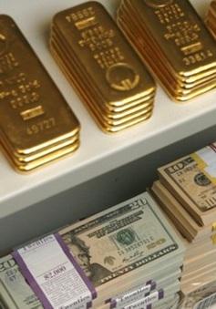 Giá vàng liên tục được điều chỉnh