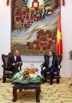 Việt Nam ủng hộ Swiss Re triển khai dự án tái bảo hiểm