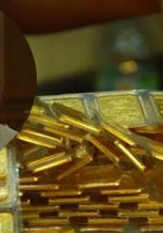 """VIDEO: NHNN bác nghi vấn """"rửa"""" vàng bằng cơ chế"""