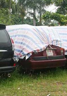 500 ô tô biển số nước ngoài sẽ bị xử lý