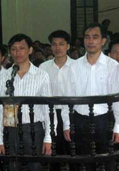 Nghệ An: Xử phúc thẩm vụ án lật đổ chính quyền