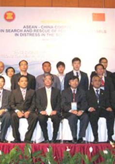 Kết thúc hội thảo ASEAN - Trung Quốc về cứu hộ trên Biển Đông