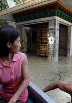 Lũ lụt làm hơn 500 người Ấn Độ thiệt mạng