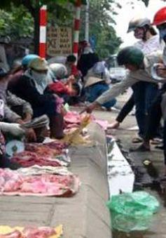 Hà Nội kiên quyết dẹp bỏ chợ cóc